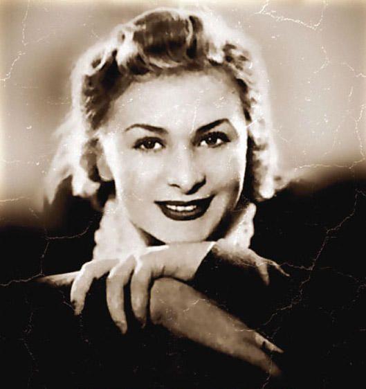 Валентина Серова (1917-1975)