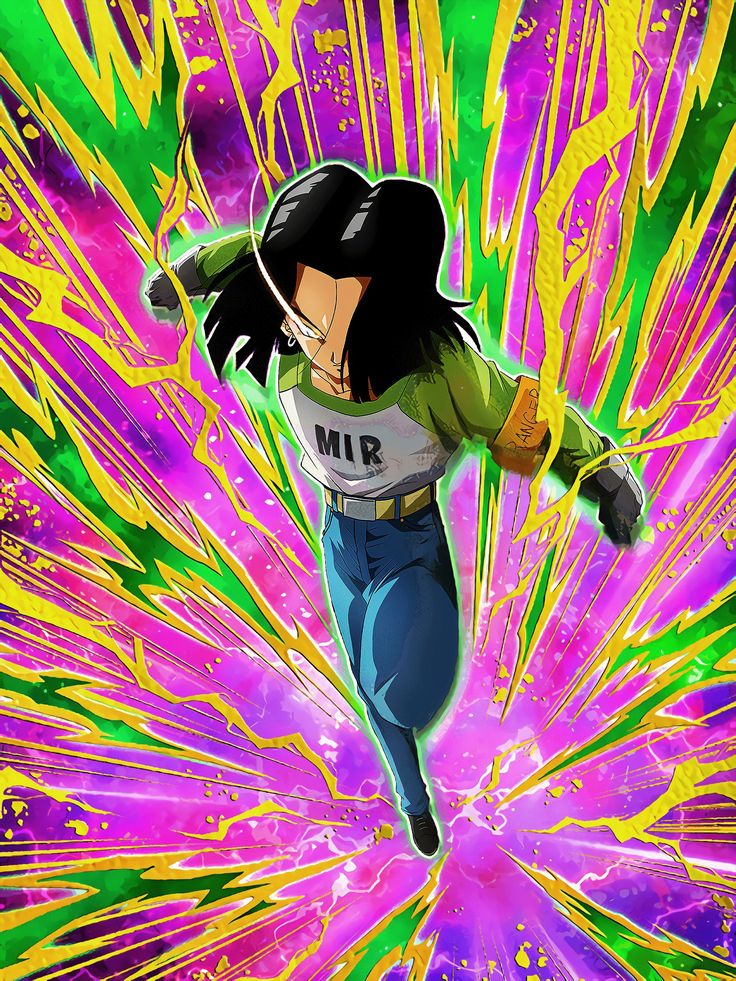 """[LastDitch Battle] Android 17 """"This time it's going to"""