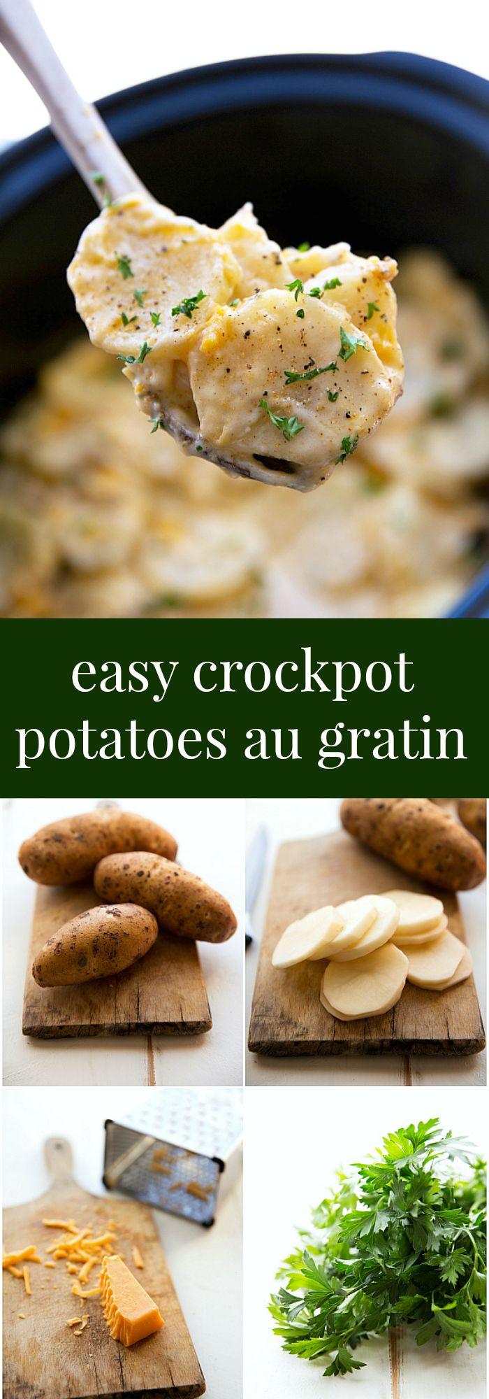 Easy side dishes potato recipes
