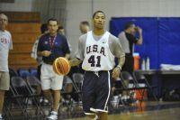 Reprezentacija Sjedinjenih Država savladala Portoriko 112:86, Kšiševski saopštio sastav za SP. Pobedom u poslednjem pripremnom susretu protiv Portorik...