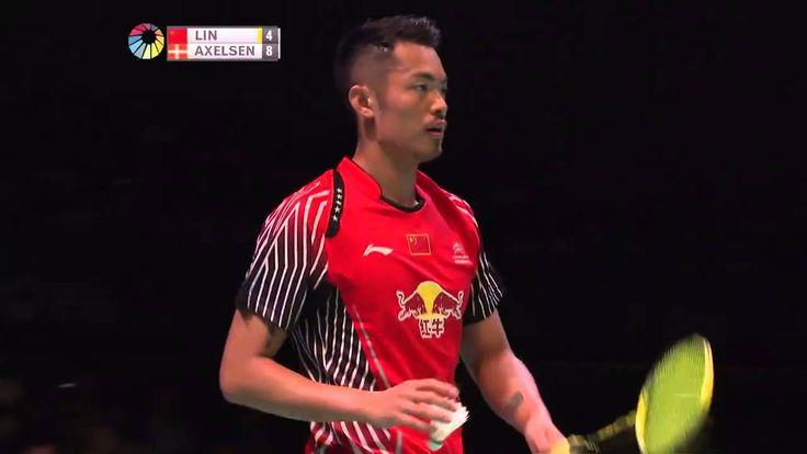 [HD] Final MS - Lin Dan vs Viktor Axelsen | Yonex Japan Open 2015