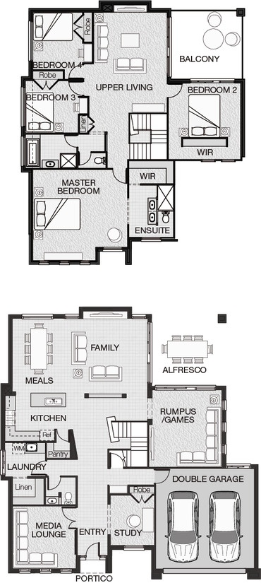 House Plans With Media Room 249 best house plans images on pinterest | house floor plans