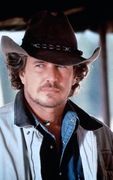 "Tom Berenger in ""Last of the Dogmen"""