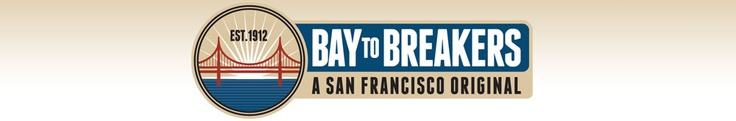 Bay To Breakers - 12k run, Embarcadero through Golden Gate Park to the Beach. 50K runners, costumes, great time! '10