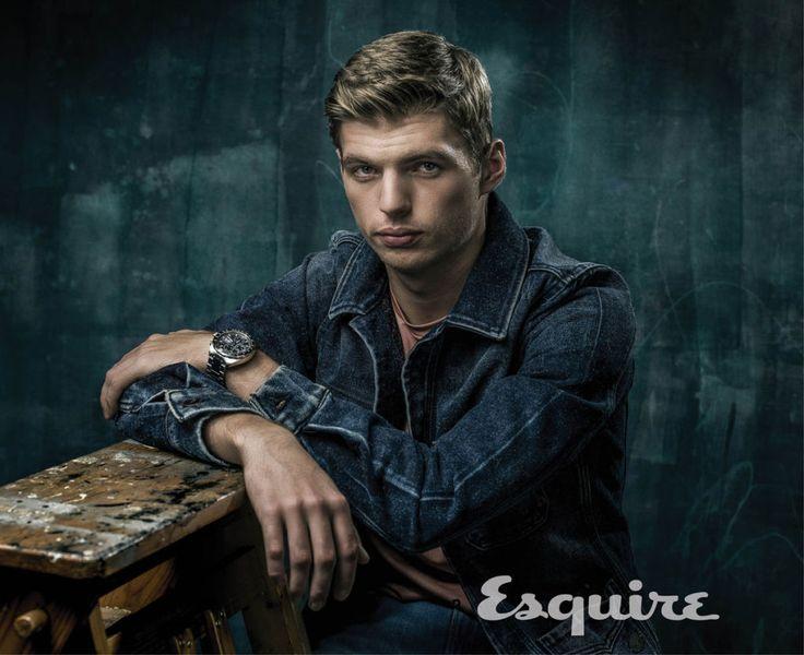 Max Verstappen is Sportman van het Jaar   - Esquire.nl
