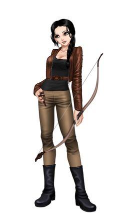 Katniss Everdeen - Cosplay