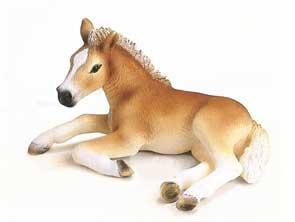 Schleich Haflinger Foal