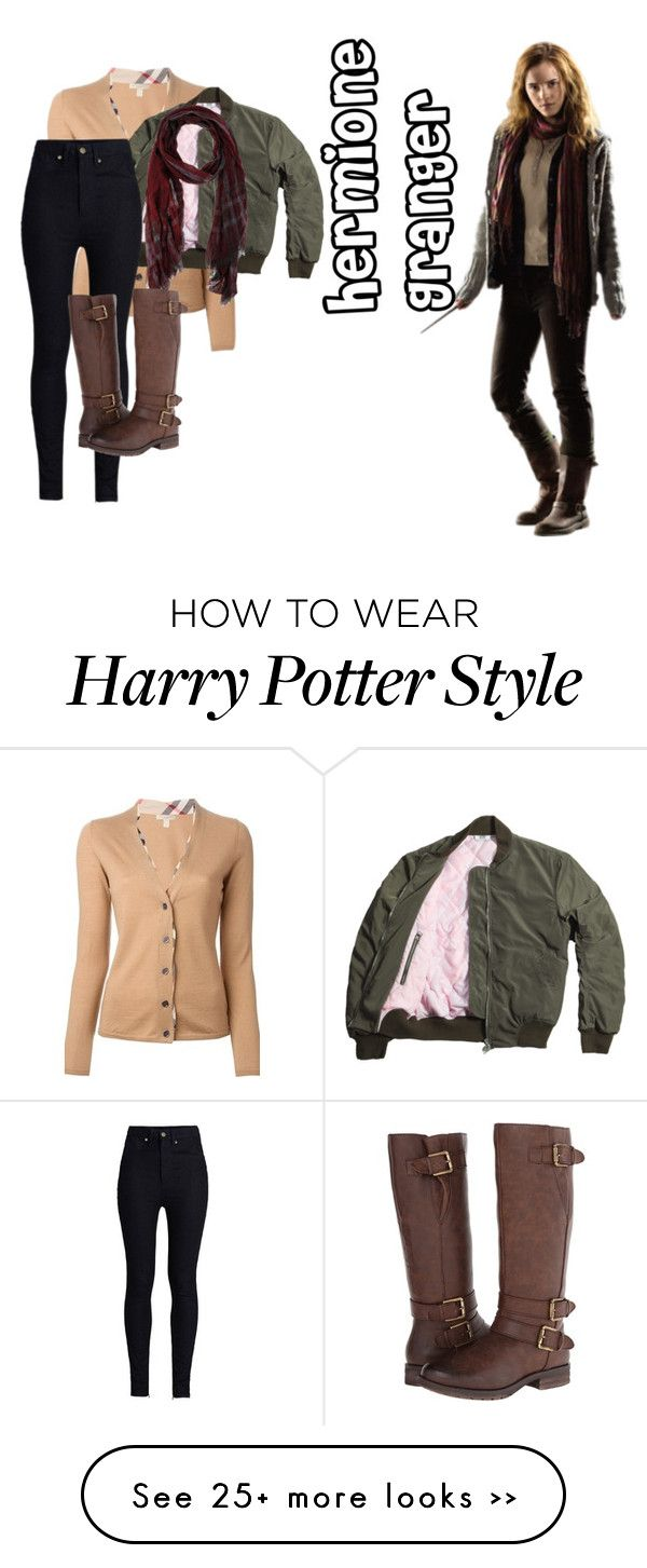 """Hermione Granger: This Pic"" by livi-luvie on Polyvore"