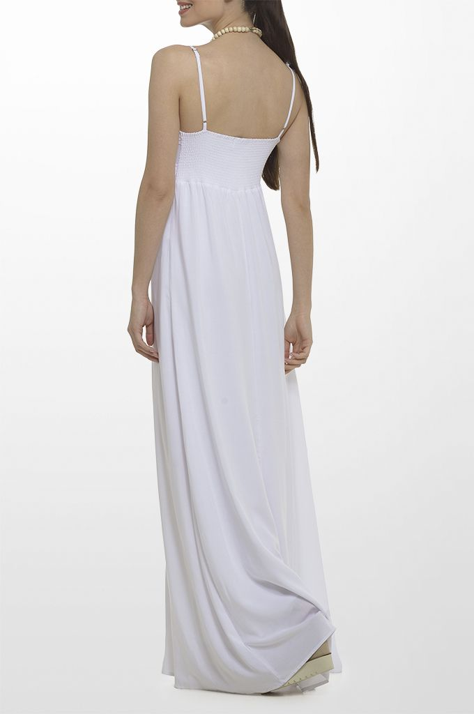 Sarah Lawrence - maxi dress.