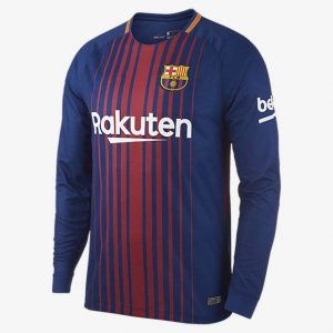 2017 Cheap Jersey Barca LS Home Replica Football Shirt [AFC570]