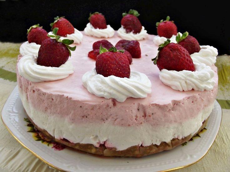 De cand am mancat acel cheesecake cu lamaie, preparat de Radu Popovici la intalnirea bucatarasilor de la Slanic Prahova din mai 2013, m-a tot bantuit acea reteta si mereu am zis ca trebuie incercata. Ce-i drept, reteta de azi am mai facut-o si la […]
