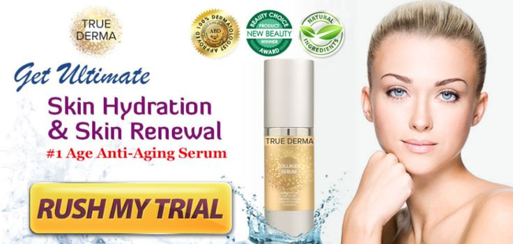 True Derma Serum is an anti aging solution which makes use of an advanced formulated skin hydration and firmness technique. True Derma Collagen Serum also eliminates the signs of aging in an effective and efficient manner.