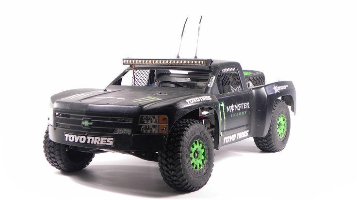 RC Garage :: Custom BJ Baldwin's Trophy Truck