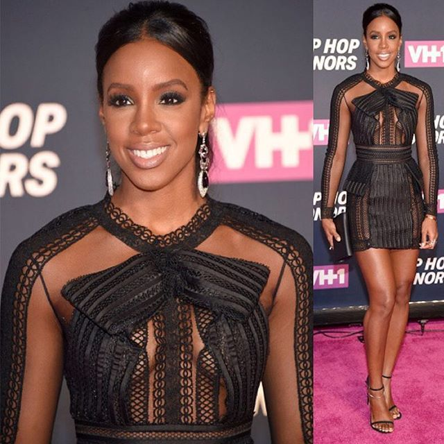 All Hail the Queens! Kelly Rowland at the 2016 VH1 Hip Hop Honors! 😍 #KellyRowland #AllHailTheQueens #VH1 #HipHop #GodivaGoddess #BlackBarbie #RowlandStones #VH1HipHopHonors |📸: Michael Loccisano/Getty|