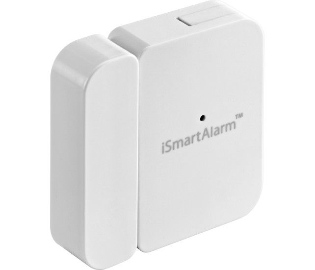 iSmartAlarm - Wireless Contact Sensors (2-Pack) - White - Angle Zoom
