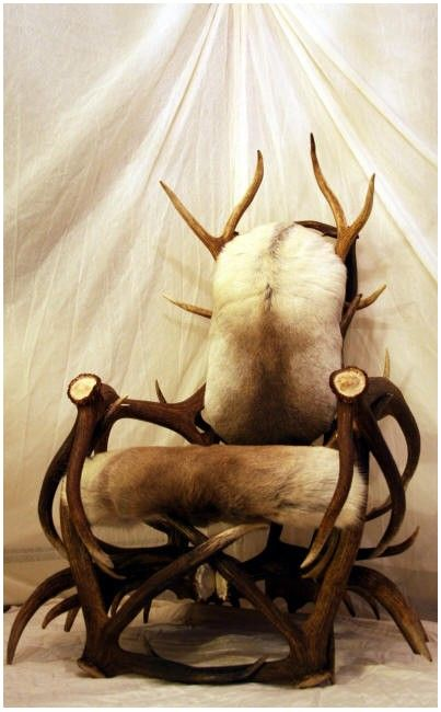 Antler Chair...
