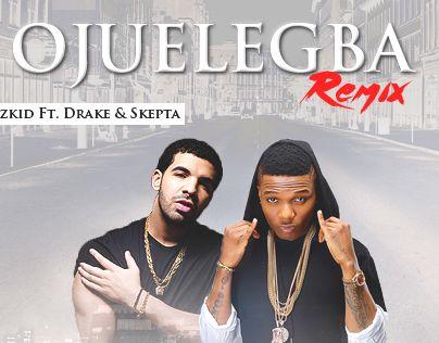 "Check out new work on my @Behance portfolio: ""Cover Art: Wizkid - Ojuelegba Feat. Drake & Skepta"" http://on.be.net/1Lh6SRo"