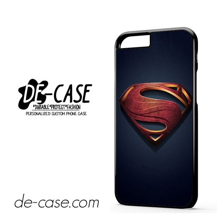 Man Of Steel Suit DEAL-6826 Apple Phonecase Cover For Iphone 6 / 6S