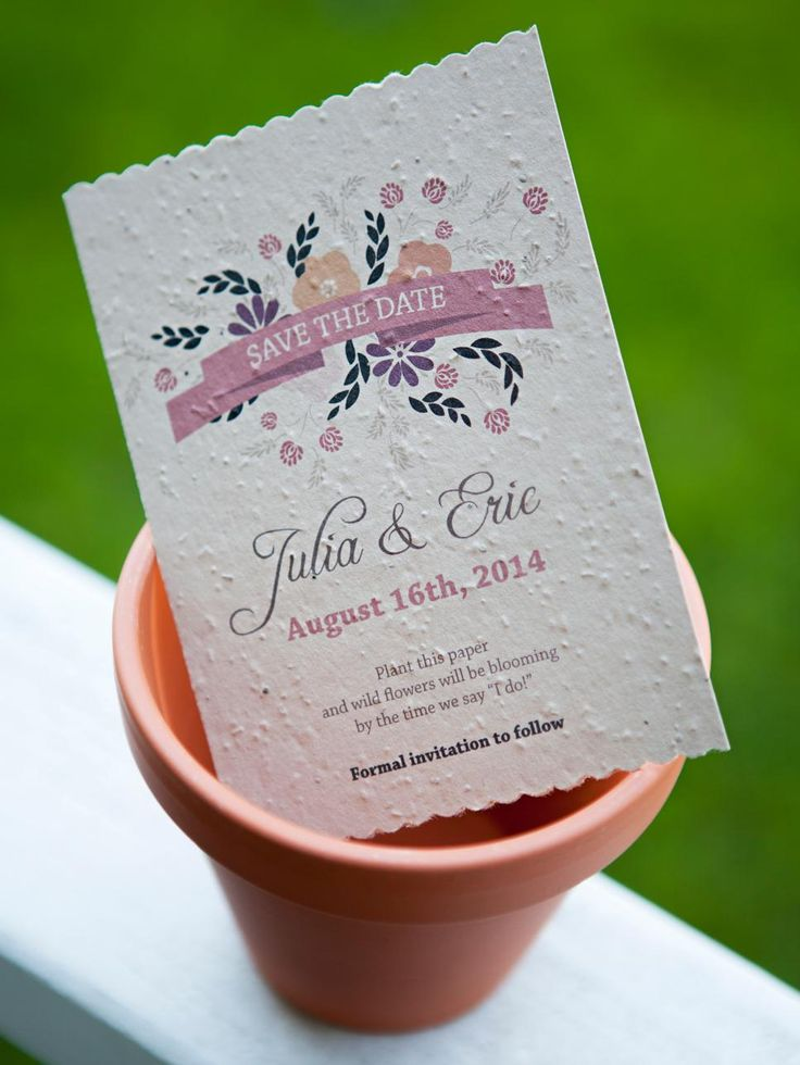 best home printer for printing wedding invitations%0A We are obsessed with this awesome printable  that u    s right  printable  and  plantable seed