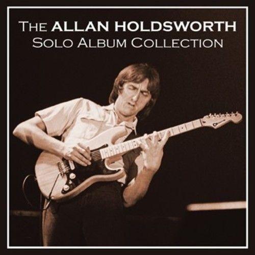 Allan Holdsworth Solo Album Collection [LP] - Vinyl