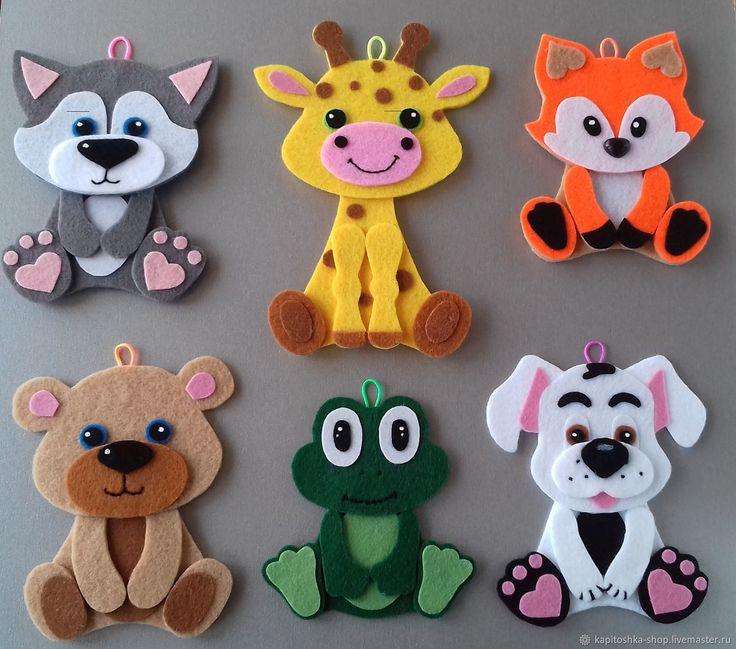 Купить Елочка из фетра - Новый Год, елка, новогодние игрушки, развивающие игрушки, для детей, елочка