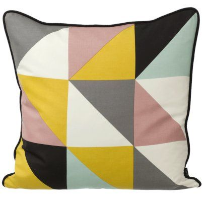 Ferm Living Remix Cushion