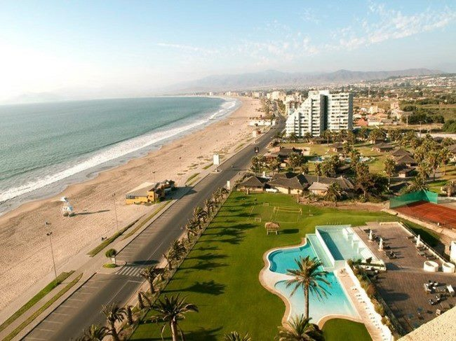 La Serena, Chile- I've been on this road!!