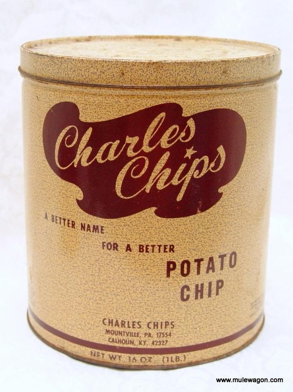 Charles ChipsHouse Charles, Cookies Tins, Chocolates Chips, Chocolate Chips, Chips Tins, Childhood Memories, Vintage Tins, Charles Chips I, Old Tins