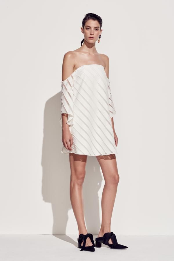 The Statice Mini Dress by CAMILLA AND MARC from their Resort 2016 Collection.