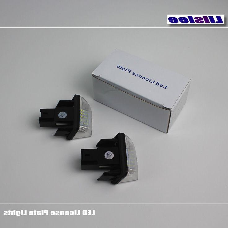 32.71$  Buy here - https://alitems.com/g/1e8d114494b01f4c715516525dc3e8/?i=5&ulp=https%3A%2F%2Fwww.aliexpress.com%2Fitem%2FFor-Peugeot-207-A7-407-406-LED-Car-License-Plate-Light-Number-Frame-Lamp-High-Quality%2F32685497575.html - For Peugeot 207 (A7) / 407 / 406 / LED Car License Plate Light / Number Frame Lamp / High Quality LED Lights 32.71$