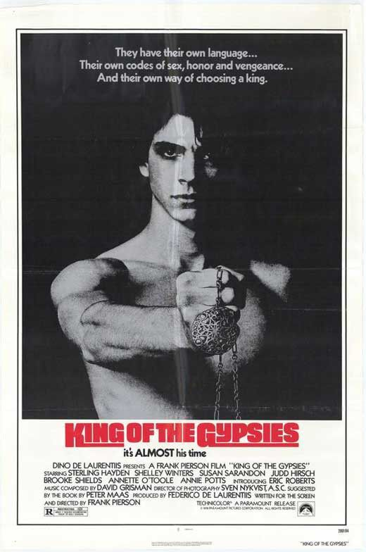 King Of The Gypsies (1978) - Eric Roberts DVD