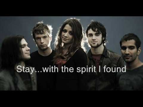 Stay (faraway, so close) Flyleaf - U2 cover