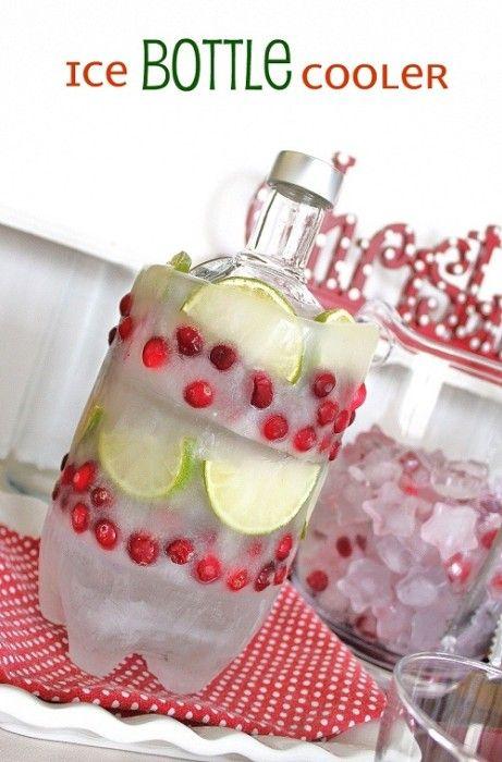 Make an Ice Bottle Cooler