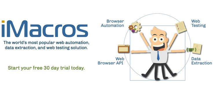 Browser Automation, Data Extraction and Web Testing | iMacros Software