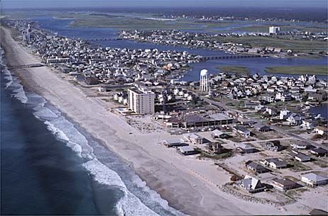Living, Learning, Eating: Beach Town: Wilmington, NC