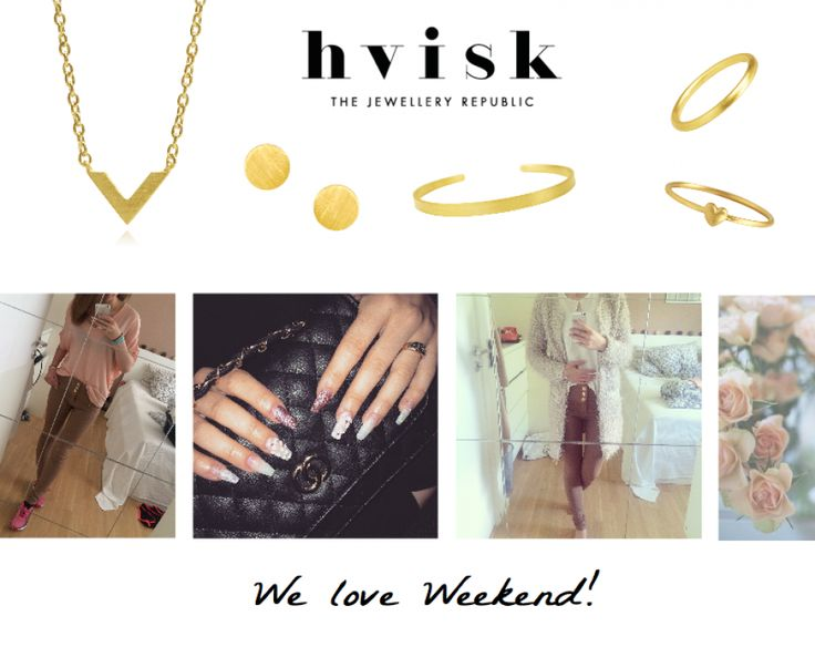 We love Weekend!