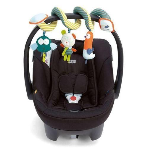 Multifunctional Baby Kid Car Pram Hanging Toys Bed Crib Bell Rattles Plush Toy J - http://baby.goshoppins.com/toys/multifunctional-baby-kid-car-pram-hanging-toys-bed-crib-bell-rattles-plush-toy-j/
