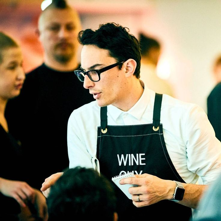 Say hi to Kieran! He's our Wine Guy and boy he knows his vinos. Kieran is there to help you choose your wine and match it to your chosen dishes. Tell him we sent you. #chinchinmelb