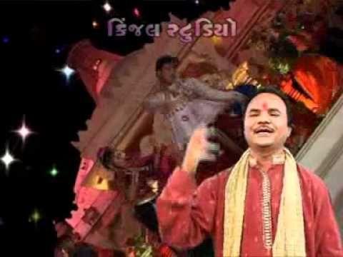 Gujarati Garba Songs - Vandan Varmvar Bhavani - Album : Rang Lagyo  - Si...