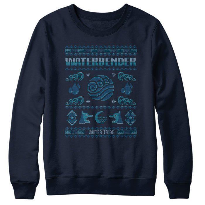 Water Tribe's Sweater - Sweatshirt
