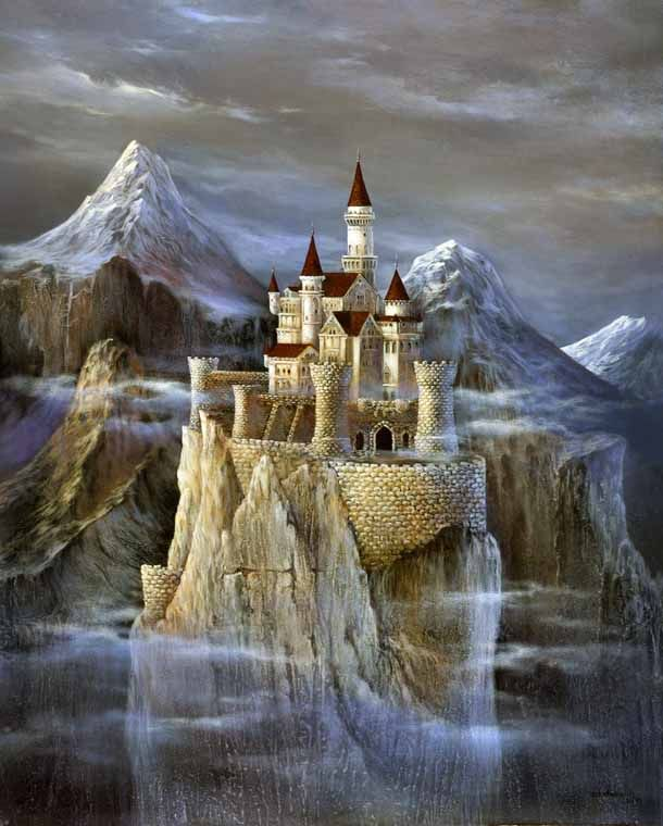 187 Best Fantasy Locations Images On Pinterest