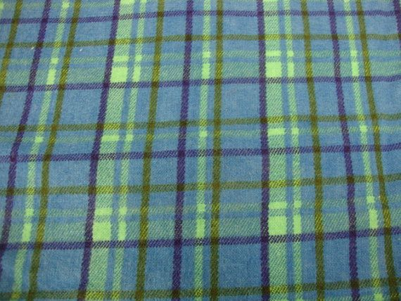 Hey, I found this really awesome Etsy listing at https://www.etsy.com/listing/117195009/15-yards-blue-and-green-plaid-flannel