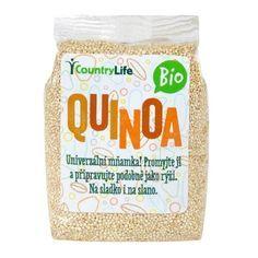 Quinoa a spousta receptů + časopis plný čtení