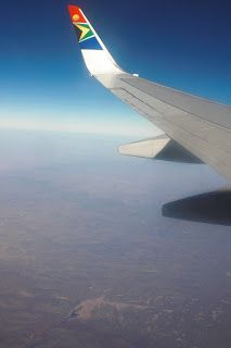 Flying high to Cape Town