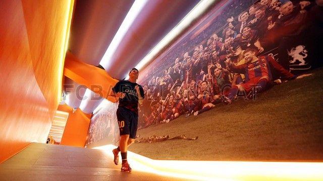 FC Barcelona | Lio Messi en el Barca - Levante. FOTO: MIGUEL RUIZ - FCB