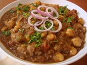 One of my favorite Punjabi dishes is Amritsari Chole - a high protein classic recipe with heady flavors. I love the texture and combination of spices that go into its making.