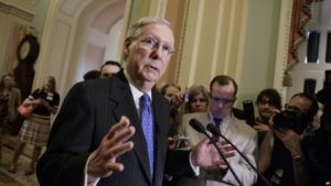 McConnell Claims Votes to Bust Supreme Court docket Filibuster