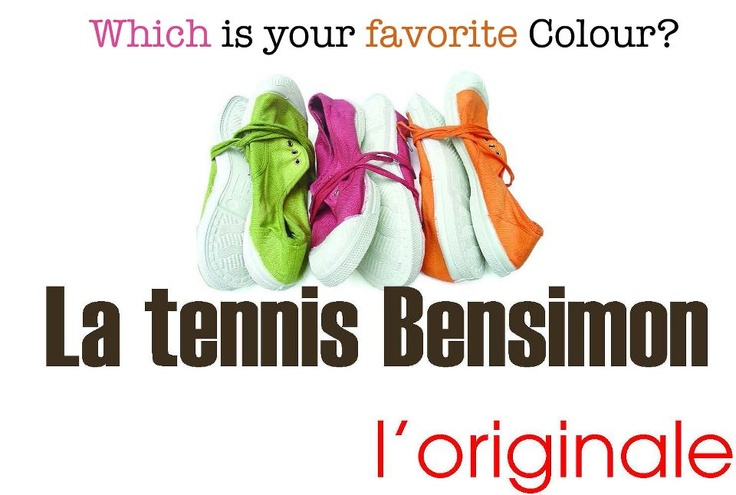 Which is your favourite colour of Bensimon Greece?