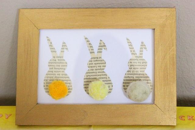 DIY Easter Bunnies