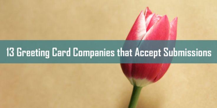 Freelance writing for greeting card companies